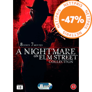 Produktbilde for The Nightmare On Elm Street Collection (DVD)