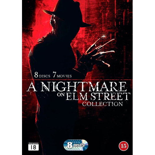 The Nightmare On Elm Street Collection (DVD)