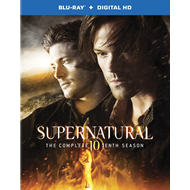 Supernatural - Sesong 10 (BLU-RAY)