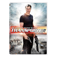 Produktbilde for Transporter: The Series - Sesong 2 (DVD - SONE 1)