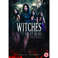 Witches Of East End - Sesong 1 (UK-import) (DVD)