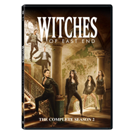 Witches Of East End - Sesong 2 (DVD)