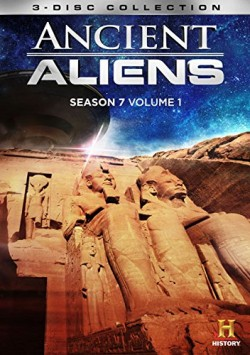 Ancient Aliens - Sesong 7 Del 1 (DVD - SONE 1)