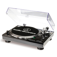 Audio-Technica AT-LP120-USBHC - Svart (PLATESPILLER)