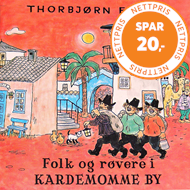 Folk Og Røvere I Kardemomme By (CD)
