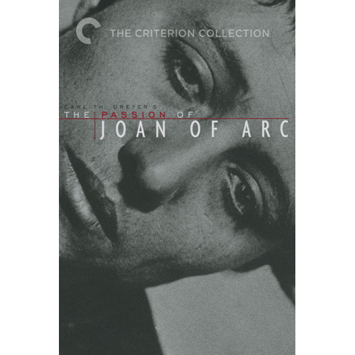 The Passion Of Joan Of Arc - Criterion Collection (DVD - SONE 1)