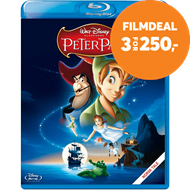 Produktbilde for Peter Pan (BLU-RAY)