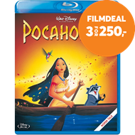 Produktbilde for Pocahontas (BLU-RAY)