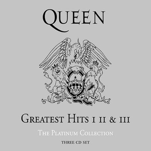Greatest Hits I II & III - The Platinum Collection (3CD)