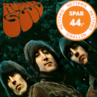 Produktbilde for Rubber Soul (VINYL - 180 gram - Remastered)