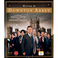 Winter At Downton Abbey (BLU-RAY)