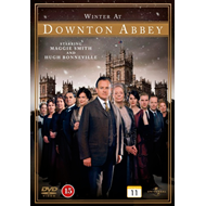 Winter At Downton Abbey (DVD)
