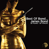 Best Of Bond...James Bond: 50th Anniversary Edition 50 Years - 50 Tracks (2CD)