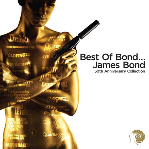 Best Of Bond...James Bond: 50th Anniversary Edition (CD)