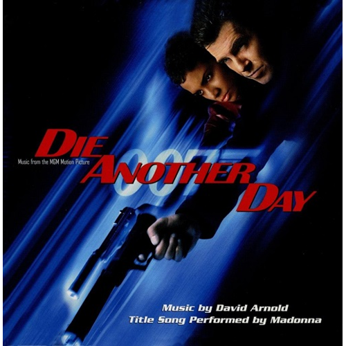 Die Another Day: James Bond (CD)