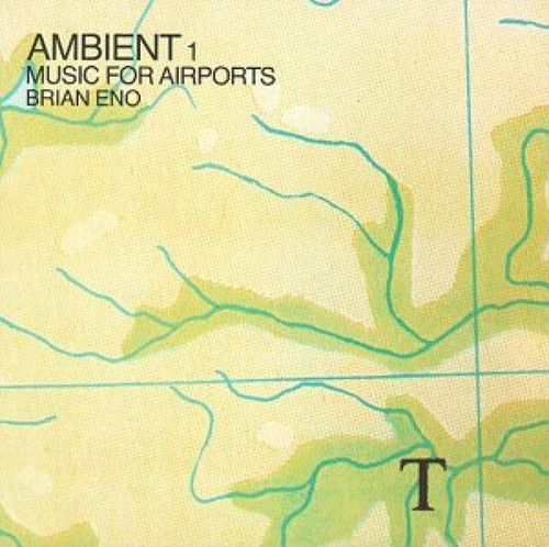 Ambient 1: Music For Airports (Remastered) (CD)
