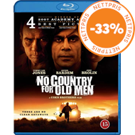 Produktbilde for No Country For Old Men (BLU-RAY)