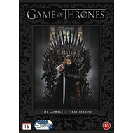 Game Of Thrones - Sesong 1 (DVD)