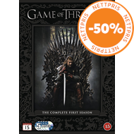 Produktbilde for Game Of Thrones - Sesong 1 (DVD)