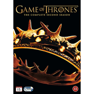 Game Of Thrones - Sesong 2 (DVD)