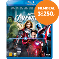 Produktbilde for Avengers 1 - The Avengers (BLU-RAY)
