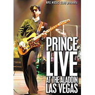 Prince - Live At The Aladdin In Las Vegas (DVD)