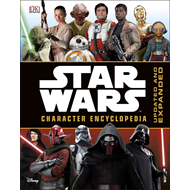Star Wars Character Encyclopedia Updated and Expanded (BOK)