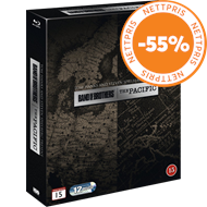 Produktbilde for Band Of Brothers / The Pacific (BLU-RAY)