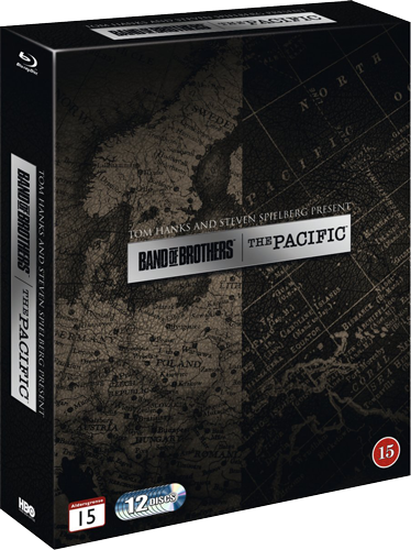 Band Of Brothers / The Pacific (BLU-RAY)
