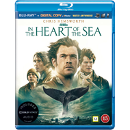 In The Heart Of The Sea (BLU-RAY)