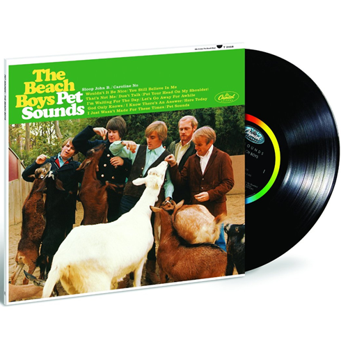 Pet Sounds - 50th Anniversary Edition (VINYL - 180 gram - Mono)