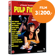 Pulp Fiction (DK-import) (DVD)