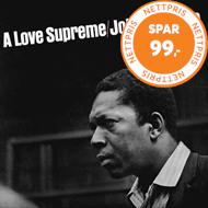 Produktbilde for A Love Supreme (VINYL)