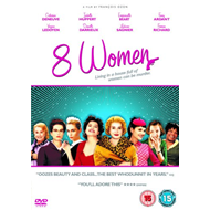 8 Women (UK-import) (DVD)