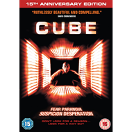 Cube (UK-import) (DVD)