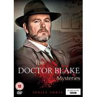 The Doctor Blake Mysteries - Sesong 3 (UK-import) (DVD)