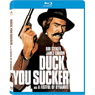 Duck, You Sucker (BLU-RAY)