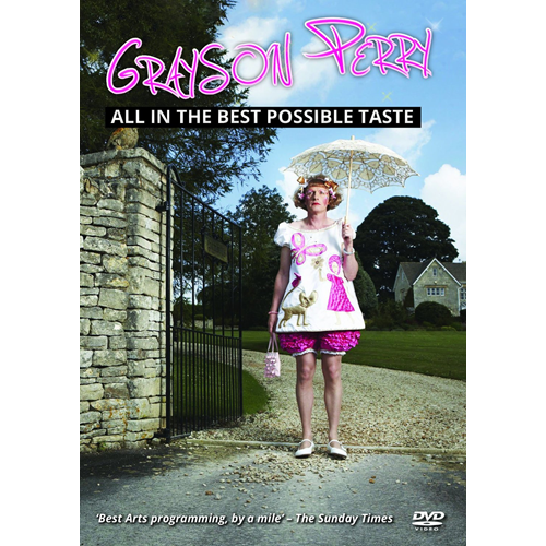 Grayson Perry: All in the Best Possible Taste (UK-import) (DVD)