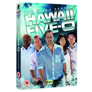 Hawaii Five-O - Sesong 6 (UK-import) (DVD)