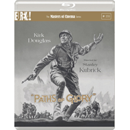Paths Of Glory (UK-import) (BLU-RAY)