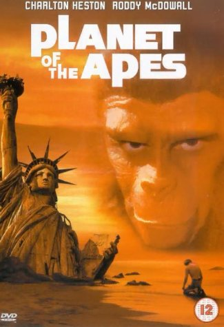 Planet Of The Apes (1968) (UK-import) (DVD)