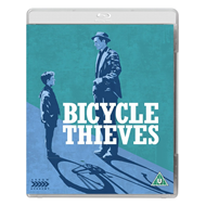 Produktbilde for Sykkeltyvene (UK-import) (BLU-RAY)
