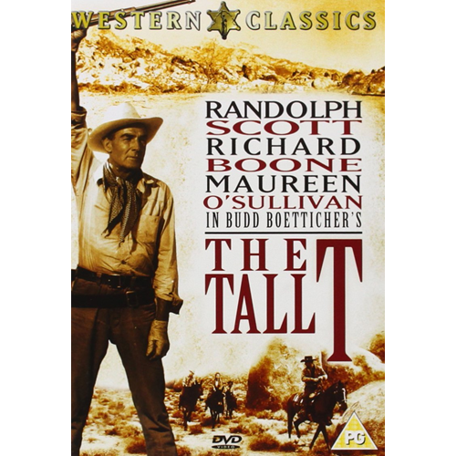 The Tall T (UK-import) (DVD)