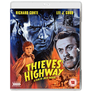 Produktbilde for Thieves' Highway (UK-import) (BLU-RAY)