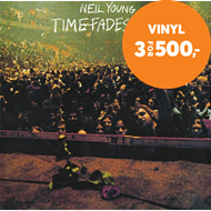 Produktbilde for Time Fades Away (VINYL - 180 gram)