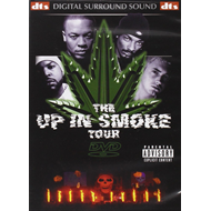 Produktbilde for The Up In Smoke Tour (DVD)