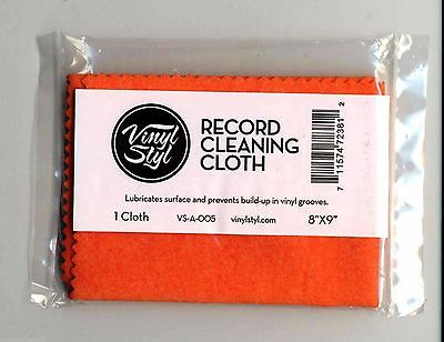 Platerens - Vinyl Styl Lubricated Cleaning Cloth (LP - RENSEUTSTYR)