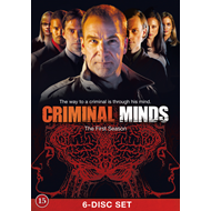 Criminal Minds - Sesong 1 (DVD)