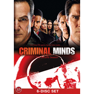 Criminal Minds - Sesong 2 (DVD)