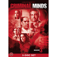 Criminal Minds - Sesong 3 (DVD)